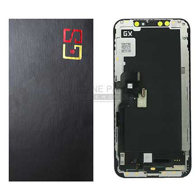 Picture of iPhone XS OLED Screen Replacement Assembly with Touch And Frame  [GX Soft OLED]