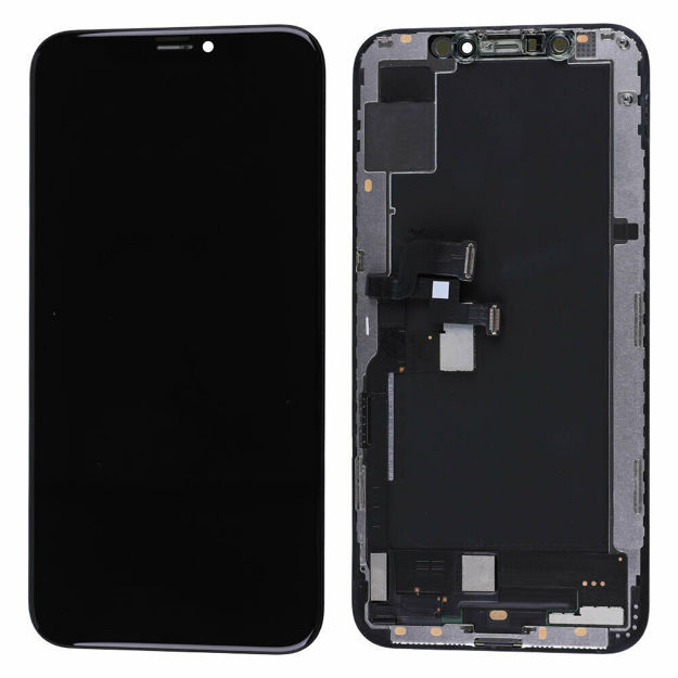 Picture of iPhone XS OLED Screen Replacement Assembly with Touch And Frame [True Tone OLED]