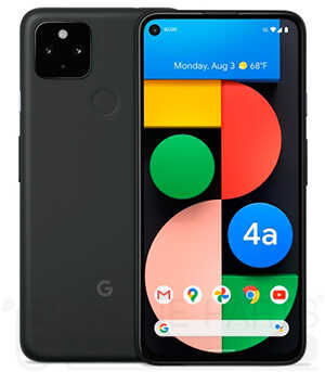 Picture for category Google Pixel 4A 5G