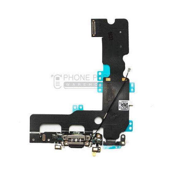 Picture of iPhone 7 Plus Orignal Charge Port Flex [Black]