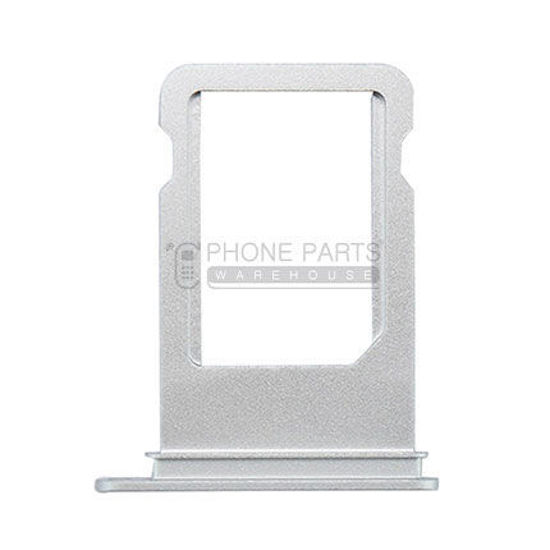 Picture of iPhone 7 Plus  Compatible Sim Card Tray [Silver]