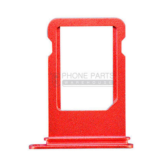 Picture of iPhone 7 Plus  Compatible Sim Card Tray [Red]