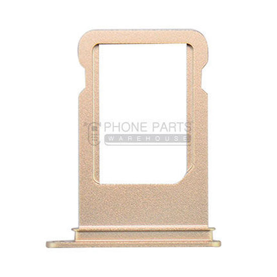 Picture of iPhone 7 Plus  Compatible Sim Card Tray [Gold]