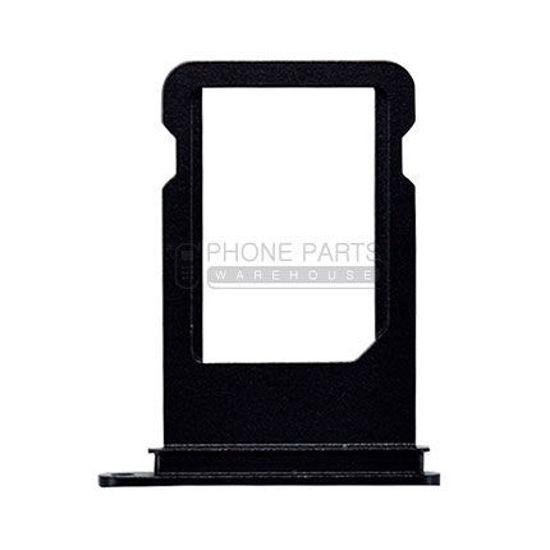 Picture of iPhone 7 Plus  Compatible Sim Card Tray Jet [Black]