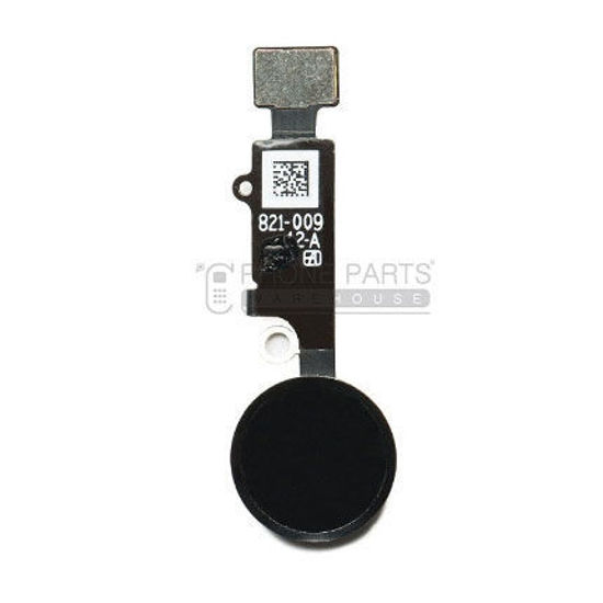 Picture of iPhone 7/7 Plus OEM Complete Home Button [Black]