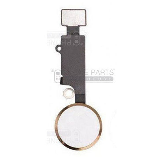 Picture of iPhone 7/7 Plus OEM Complete Home Button  [Gold]