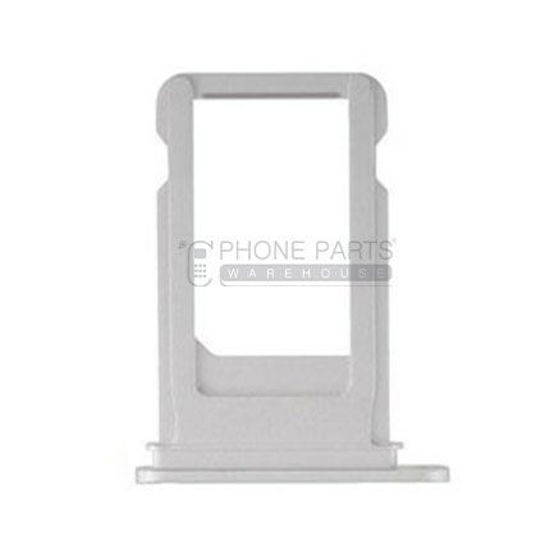 Picture of iPhone 7 Compatible Sim Card Tray [Silver]