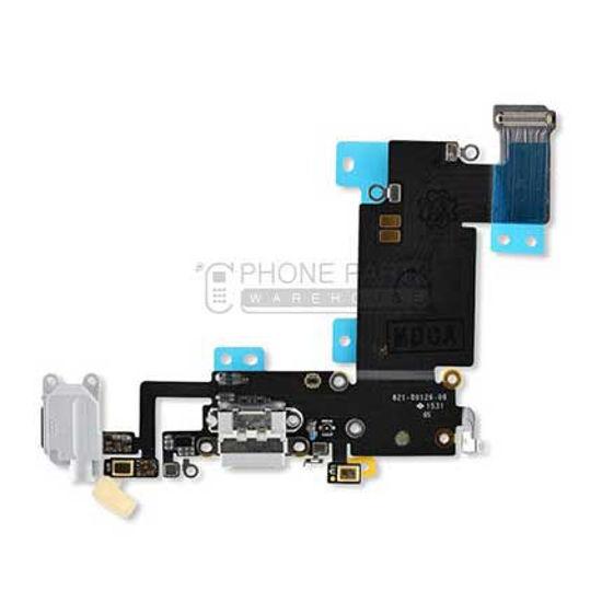 Picture of iPhone 6S Plus Original Charge Port / Audio Flex [White]