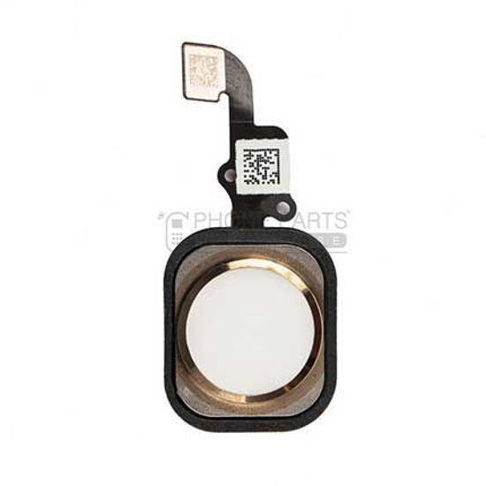 Picture of iPhone 6s/6s Plus OEM Complete Home Button with Flex [Gold]