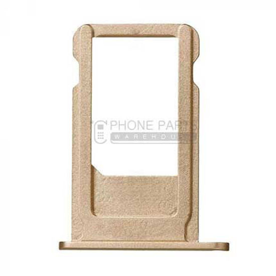 Picture of iPhone 6S Plus Compatible Sim Card Tray [Gold]