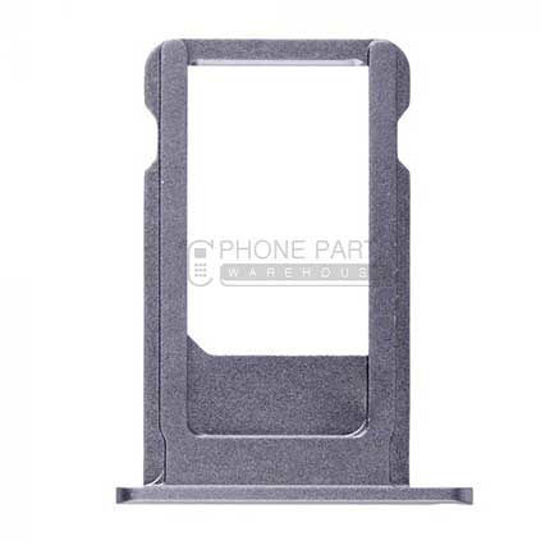 Picture of iPhone 6S Plus Compatible Sim Card Tray [Grey]