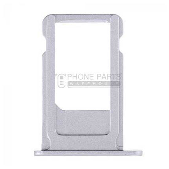 Picture of iPhone 6S Plus Compatible Sim Card Tray [Silver]