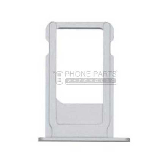 Picture of iPhone 6s Compatible Sim Card Tray [Silver]