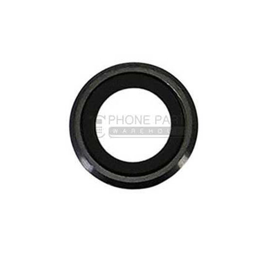 Picture of iPhone 6S Compatible Back Camera Glass Lens With Cover Ring [Grey]
