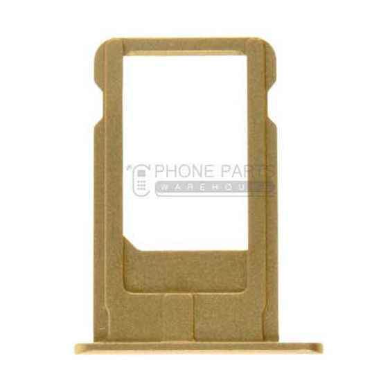 Picture of iPhone 6 Plus Compatible Sim Card Holder [Gold]