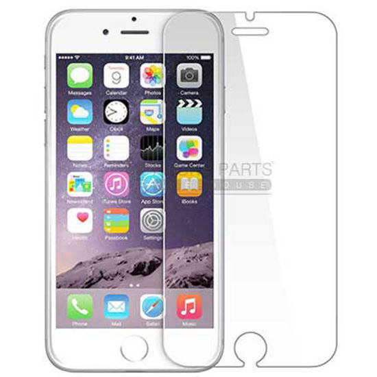 Picture of iPhone 6 Plus Tempered Glass Screen Protector [Front]