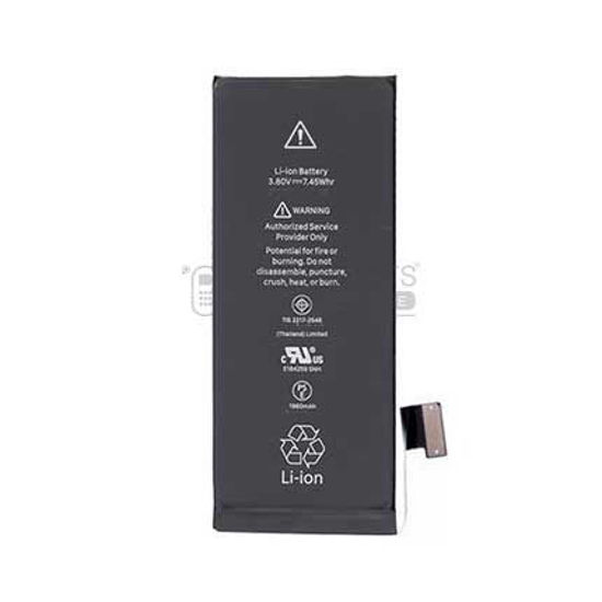 Picture of iPhone SE Compatible Replacement Battery. [ Original Battery IC And Cell ]