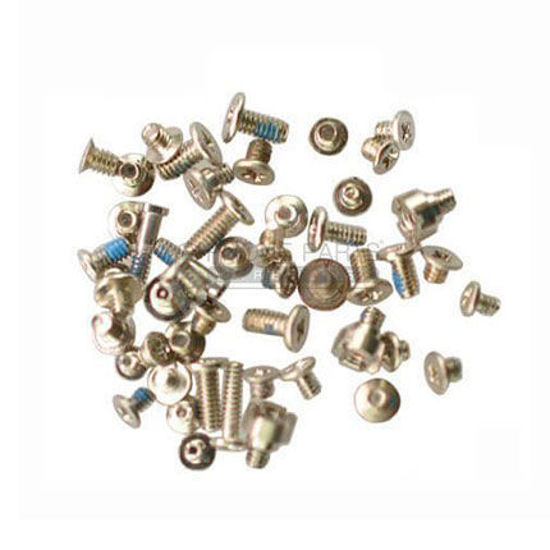 Picture of iPhone 5S Compatible Complete Screw Set