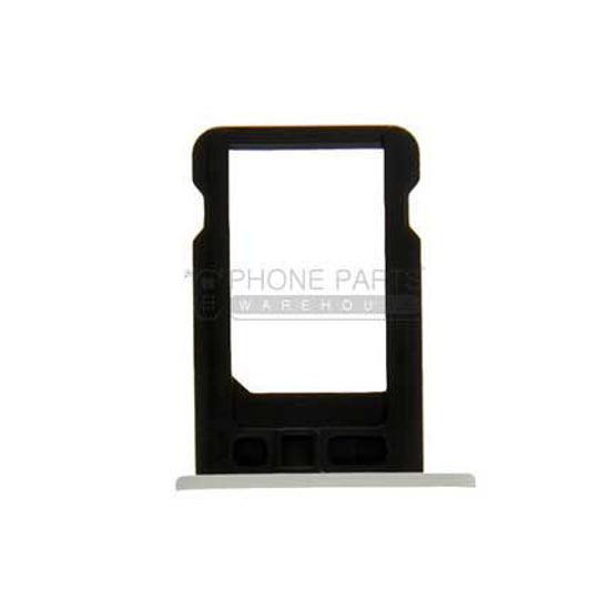Picture of iPhone 5C Compatible Sim Card Holder White