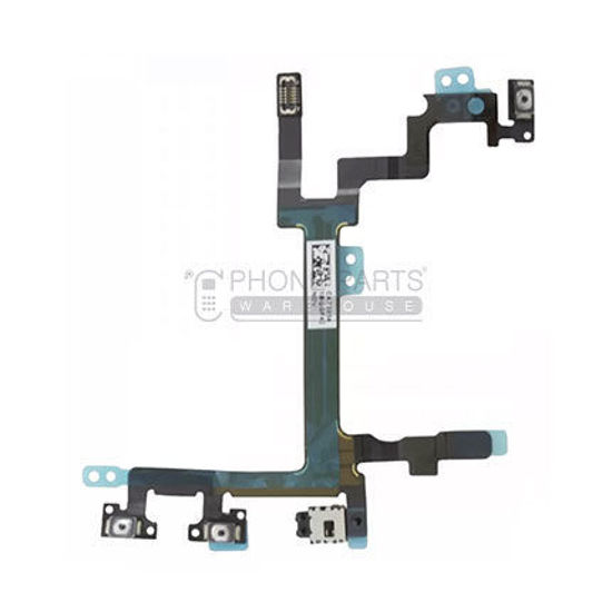 Picture of iPhone 5 Orignal Power Button & Volume Flex Cable