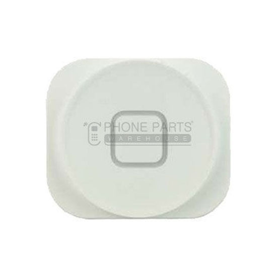 Picture of iPhone 5 Compatible Home Button [White]