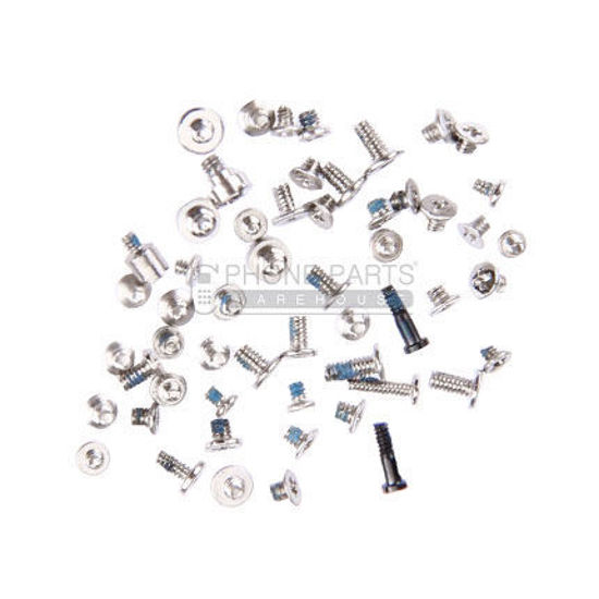 Picture of iPhone 5 Compatible Screw Set Black