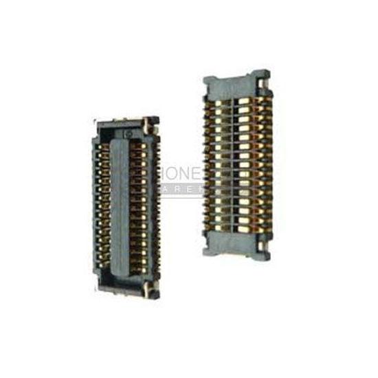 Picture of iPhone 4 /4s Compatible  digitizer flex connector 2 pcs Set