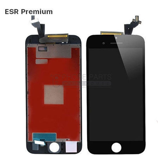 Picture of iPhone 6S Plus Compatible LCD Screen Assembly with Touch and Frame [ESR Premium][Black]
