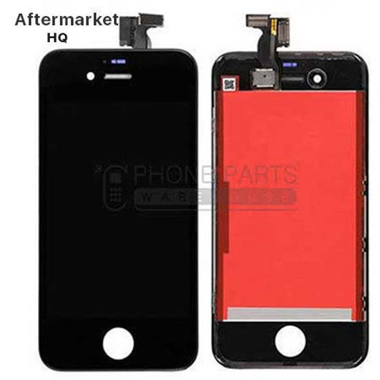 Picture of iPhone 4SCompatible LCD Screen Assembly Aftermarket High Quality Black
