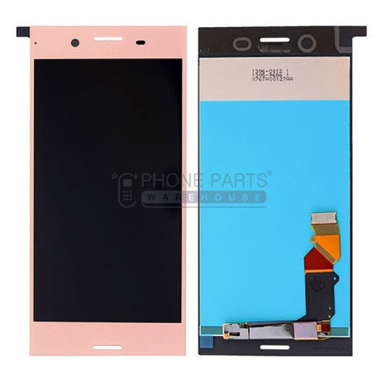 Picture of Xperia XZ Pre. Complete Lcd with Digitizer in [Pink] [Ori]
