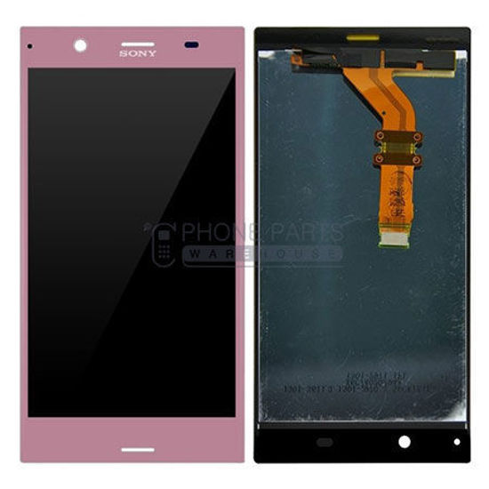 Picture of Xperia XZs Complete lcd with Digitizer in [Pink] [Ori]