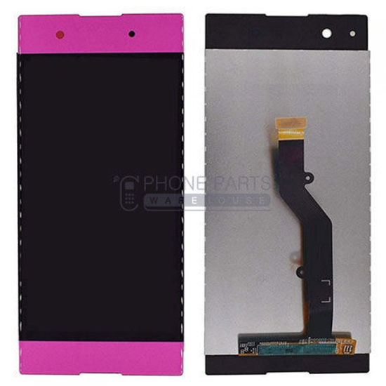 Picture of Xperia XA1 Plus Complete Lcd with Digitizer in [Pink] [Ori]