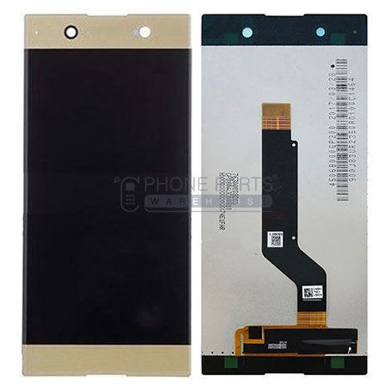 Picture of Xperia XA1 Ultra Complete Lcd with Digitizer in [Gold] [Ori]
