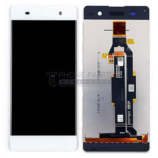 Picture of Xperia XA Complete Lcd with Digitizer in [White] [Ori]