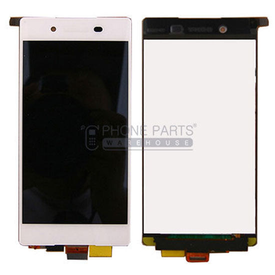 Picture of Xperia Z3 +/ Z4 Complete Lcd with Digitizer in [White] [Ori]