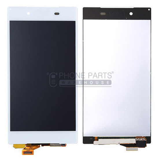 Picture of Xperia Z5 Complete Lcd with Digitizer in [White] [Ori]