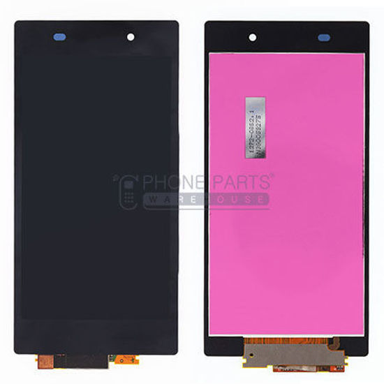 Picture of Xperia Z1 Compact Complete Lcd with Digitizer in [Black] [Ori]