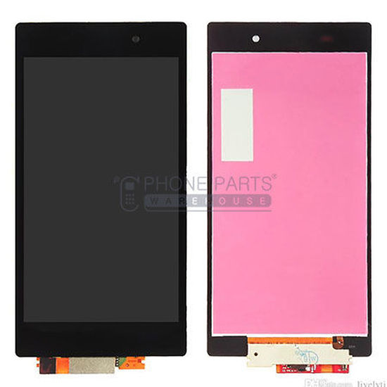 Picture of Xperia Z1 Complete Lcd with Digitizer in [Black] [Ori]