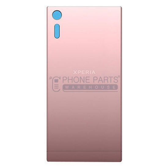 Picture of Xperia XZ Battery Back Cover With Sticker [Purple]