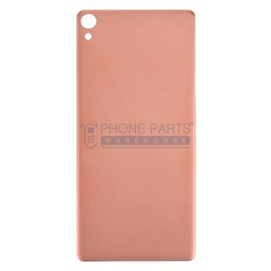 Picture of Xperia XA Battery Back Cover With Sticker [Pink]