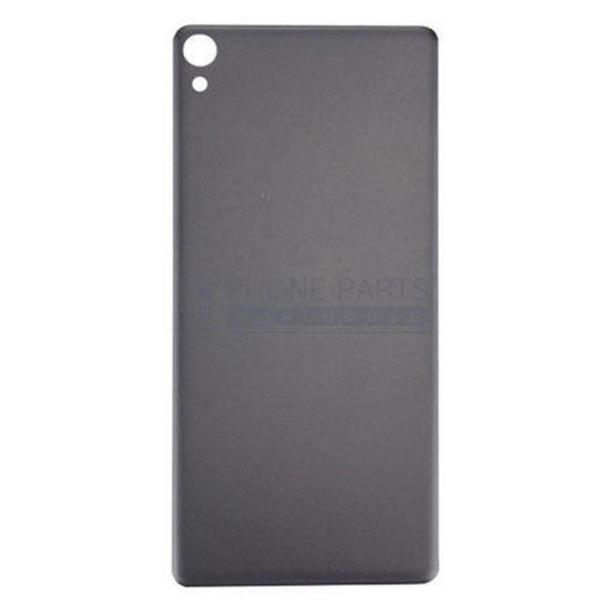 Picture of Xperia XA Battery Back Cover With Sticker [Black]