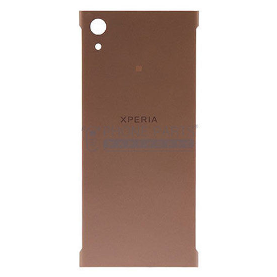 Picture of Xperia XA1 Battery Back Cover With Sticker [Pink]