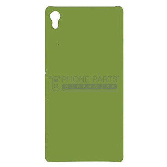 Picture of Xperia XA Battery Back Cover With Sticker [Green]
