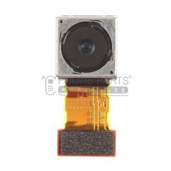 Picture of Xperia Z3 Back Camera.