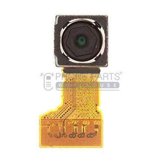 Picture of Xperia Z Back Camera.