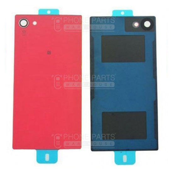 Picture of Xperia Z5 Compact Battery Back Cover With Sticker [Pink]