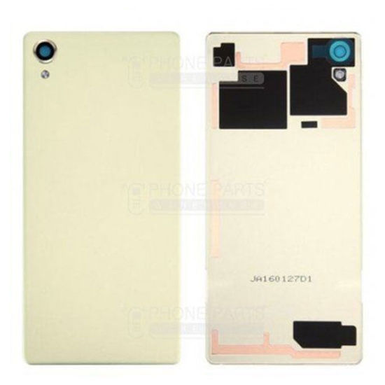 Picture of Xperia X Battery Back Cover With Sticker [Green]